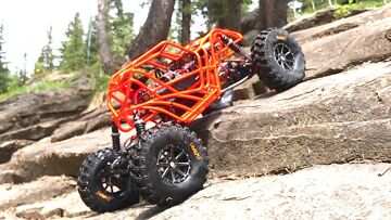 RC ADVENTURES – LEARNiNG to ROCK BOUNCE – TANGO – MOA REAR STEER BOUNCER