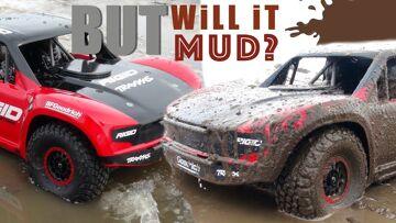 WiLL iT MUD?!  TRAXXAS UDR Unlimited Desert Racer – iCE MUD SNOW | RC AVENTURI