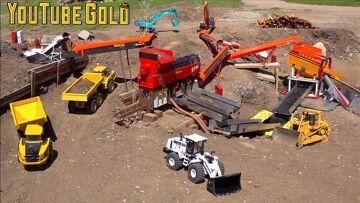 YouTube GOLD 2020 (S3 E3) JUNGEN SIND ZURÜCK IN DER STADT: Mining Crew Hunt For Alberta Gold! | RC ADVENTURES