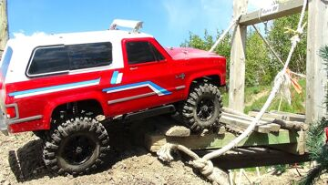 RC ADVENTURES – Canada's LARGEST OUTDOOR Scale Trail 4×4 Park!