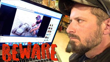 """STOLEN """"RC SPARKS"""" CONTENT used IN FAKE ADS to STEAL YOUR MONEY! FACEBOOK SCAM ALERT 