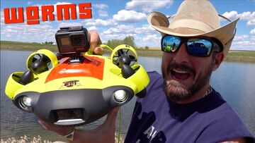 DiSCOVERiNG a DEEP WATER BiOMASS WORM NiGHTMARE – MEAT SPAGHETTi!? FiFiSH V6 ROV SUB | RC AVONTUREN