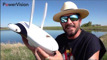 "NEW AQUA ROV SEARCHiNG TOOL w/ SONAR! PowerVision ""POWER DOLPHIN"" RADIO CONTROL BOAT | RC AVONTUREN"