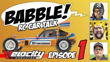 Velocity RC Babble – We talk RC