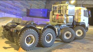 HEAVY HAULAGE TRUCK SPECIAL! RC LIVE ACTION SPECIAL  RE BULD TRUCK FOR HEAVY TERRAIN