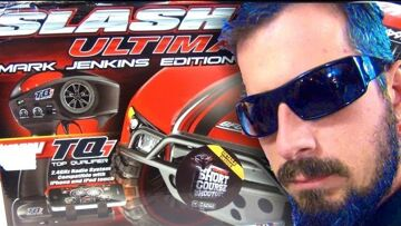 RC ADVENTURES – DJMEDiC2008 buys a TRAXXAS?! Yup, Ultimate Slash 4×4 Short Course Truck