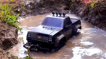 RC ADVENTURES – TTC 2012 – Eps 3 – SWAMP RUN – Scale 4×4 Truck Challenge