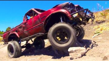 RC ADVENTURES – TOP GEAR Toyota Hilux – 4X4 RC TRUCK UNREALiSM – RC MUSiC ViDEO