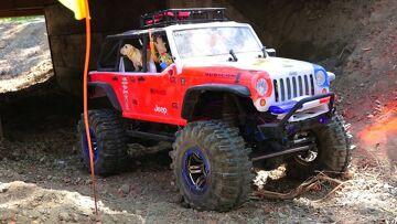 RC ADVENTURES – Trail Truck 4×4 Trial Highlights – 1/10th Scale,  Blackfoot RC & Rude Boyz RC!