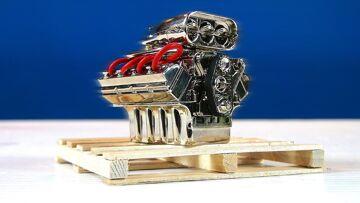 AVENTURAS RC – ALTERED BEAST 4X4 – Rebuild BV5 – Scale Engine, Winch
