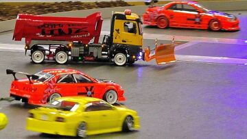 FANTASTIC RC DRIFT CAR RACE AMAZING MODELS IN MOTION