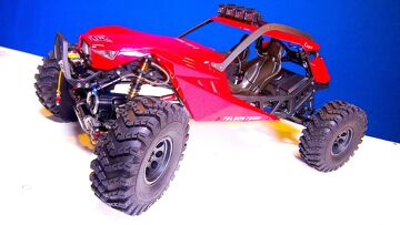 """RC ADVENTURES – UNBOXiNG """"Pre-Release"""" CAPO """"ACE 1"""" 1/10th Scale Trail Buggy – RC Truck Kit"""