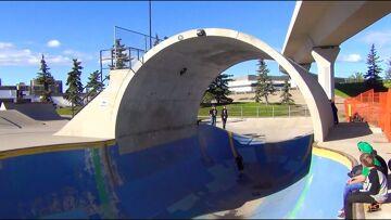 RC ПРИКЛЮЧЕНИЯ – KiNG of the RiNG Championship (30ft Concrete Ring) Skate Park Pain 5 – Pt 2