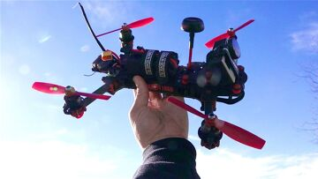 RC ADVENTURES – An FPV Racing Quadcopter Experience – 285 Vortex – Immersion RC