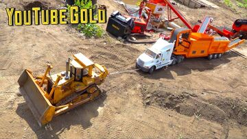 """YouTube GOLD, EH?! (S3 E8) – TOW JOB & PAYDAY"""" COMES: SAFETY 19th GOLD MINE PRIORITY 