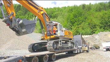 FORD AEROMAX 6X6 CONSTRUCTION VEHICLE! NEW RC  TRUCKS 2020 W AKCJI! MUDDIY RC CONSTRUCTION