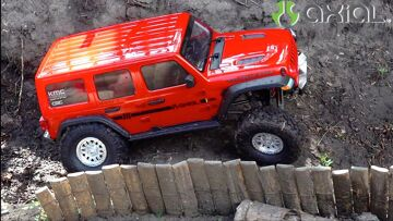 BEST TRAIL TRUCK of 2020!? GAME CHANGER Axial SCX10 3 Jeep Wrangler Rubicon JLU RTR!   RC ADVENTURES