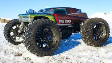 RC ADVENTURES – PuLP FRiCTiON – What I did today – Radio Control Hobby 4×4 Trucks