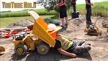 YouTube GOLD – (S3 E9) OVERLY DRAMATIC GOLD MINING | RC ADVENTURES