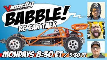 RC Babble #15 – Tekin Give Away Winner Announced