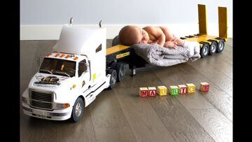 RC ADVENTURES – BABY MAURiCE, delivered Safely! OUR BEST BUiLD YET!