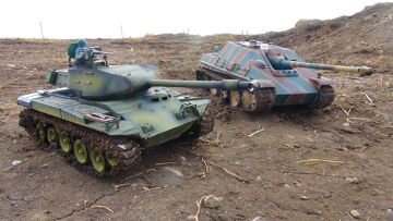 RC ADVENTURES – Ten Minutes of Tanks – 1:16 Scale Airsoft & Infrared Hobby Quality RC Tanks