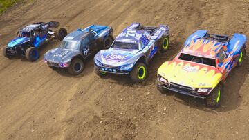 RC AVENTURI – LiTTLE DiRTY 2016 Canadian Large Scale Mixed Class Racing Day – Track, testa & Tune