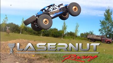 """""""LASERNUT"""" is NOT an ADULT THEMED MOViE, BUT SHOULD BE! LOSI 4WD U4 K.O.H RACE BUGGY 