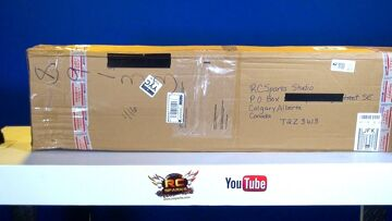 RC ADVENTURES – What is in the Box?  Hint: Cormier!