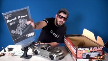 RC AVENTURI – HPI Sprint 2 Flux – 1/10th Scale Touring – I want to DRiFT Wit' el!