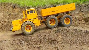 RC MINING DAY |  BIG AND STRONG RC MACHINES WORKS SO HARD! RC TOYS!