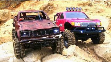 RC ADVENTURES – Summer Love – PiNKY & TOP GEAR – Scale RC 4X4 Truck Romance