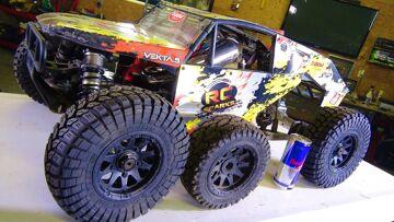 RC ADVENTURES – HUGE MAXXiS TREPADORS! Installing DDM MEGA TORQUE Gears – Kraken Vekta 5
