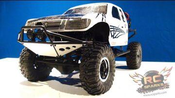 RC AVENTURI – Waterproofing RC, Ieftine! Example Model: Axial SCX10 RC Truck – Tutorial