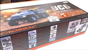 ROZBUDOWA – UC6 URAL 6×6 (6Wd) OFF TRAIL TRUCK (Eps 1) | PRZYGODY RC