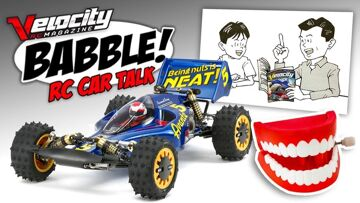 RC Babble #24 – Derek Updates His OS right at Show time?