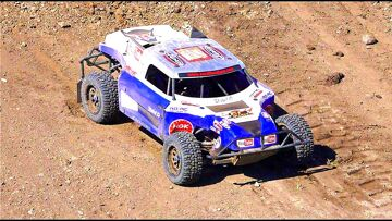 RC AVENTURI – 12s Lipo 44.4v LOSi e-5T – 1/5 scara 4×4 Race Truck