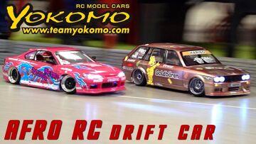AFRO RC YOKOMO YD-2 SX3 PRO DRiFT CAR BUiLD – PART 3 | RC ADVENTURES