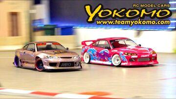 110,000 RPM AFRO RC YOKOMO YD-2 SX3 DRiFT CAR BUiLD PART 4: NiSSAN SiLViA S15 RAIJIN | RC ADVENTURES