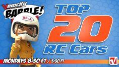RC Babble #28 – Retour au début 20 RC Cars Live Reveal