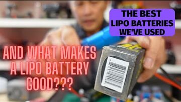 Best Lipo Batteries for crawlers and bashers – Gens Ace lipo review