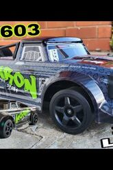 SG-1603 RC Truck (1/16, 4WD, RTR) First Look