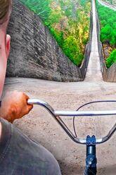 Insane BMX Downhill!