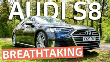 AUDI S8 REVIEW 2021: THE BEST CAR THEY MAKE!