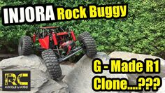 !! NEW !! INJORA 1/10 RC Rock Buggy Review and Test Run