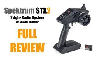 Best 2.4ghz Radio for UNDER $30??! – Spektrum STX2 Radio System Review   CustomRCMods
