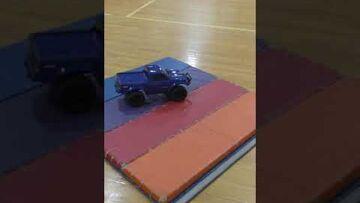 Courses de voitures RC