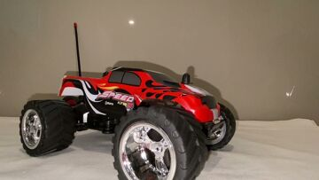Encourage Rampage rc truck review and tested!
