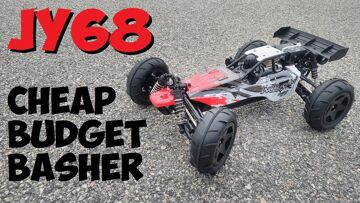 JY68 1/12 BAJA BUGGY Review | Cheap Budget Basher for Beginners