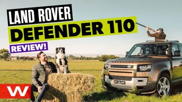 2021 Land Rover Defender review: any new tricks? | Wheels Australia